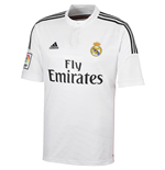 2014-15 Real Madrid Adidas Home Football Shirt