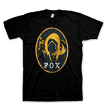 Metal Gear Solid V Ground Zeroes T-Shirt FOX
