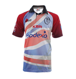 2014-15 British Army Regular Fit Flag Rugby Shirt