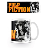 Pulp Fiction Mug Mia