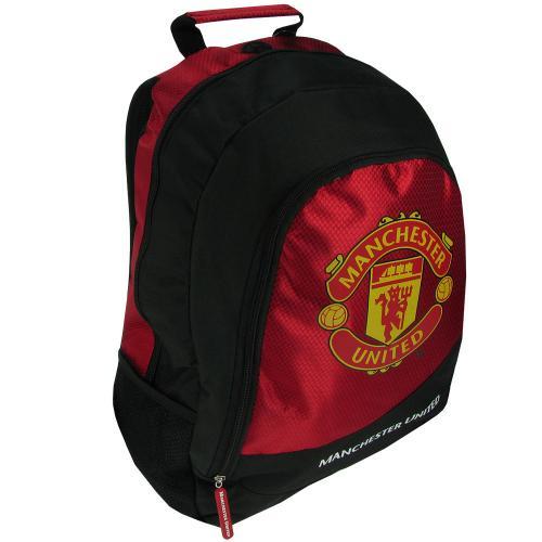 Official Manchester United F.C. Backpack VC  Buy Online on Offer 8080051b39ef3