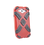 G-FORM Xtreme Samsung Galaxy S3 Case, Red/Black RPT