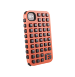 G-FORM iPhone 4 / 4S Extreme Grid Case, Orange Case/Black RPT