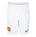 2014-15 Man Utd Home Nike Football Shorts (Kids)