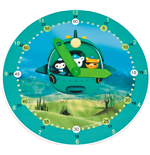 The Octonauts Wall clock 116486