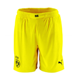 2014-2015 Borussia Dortmund Home Puma Shorts (Yellow) - Kids