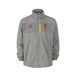 2014-15 Liverpool Warrior Third Rain Jacket (Alloy)