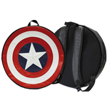Captain America Backpack Classic Logo