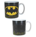 Batman Heat Change Mug Logo