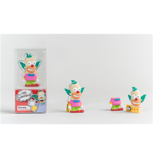 Simpsons USB Flash Drive Krusty 8 GB
