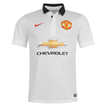 2014-2015 Man Utd Away Nike Football Shirt