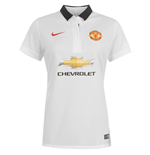 2014-2015 Man Utd Away Nike Womens Shirt