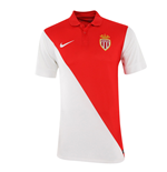 2014-2015 Monaco Home Nike Football Shirt