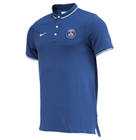 2014-2015 PSG Nike Authentic League Polo Shirt (Navy)