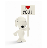 Peanuts Figure I Love You! Snoopy 7 cm