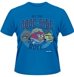Angry Birds Star Wars T-shirt Let The Good Side Roll