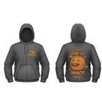 Annoying Orange Sweatshirt Here To Annoy You