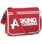 Asking Alexandria Bag Logo