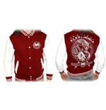 Asking Alexandria Jacket Snake (VARSITY)