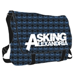 Asking Alexandria Messenger Bag All Over