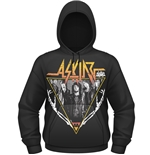 Asking Alexandria Sweatshirt Skeleton Arms