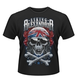 Asking Alexandria T-shirt Grayskull