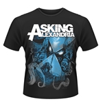 Asking Alexandria T-shirt Hourglass