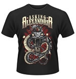 Asking Alexandria T-shirt Poison