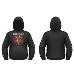 Bathory Sweatshirt Fire Goat