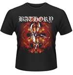 Bathory T-shirt Fire Goat