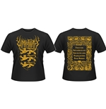 Winterfylleth T-shirt Three Lions