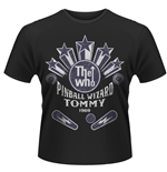 The Who T-shirt Pinball Wizard