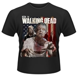 The Walking Dead T-shirt Zombie