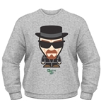 Breaking Bad Sweatshirt Heisenberg Minion
