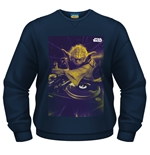 Star Wars Sweatshirt Dj Yoda