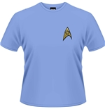 Star Trek T-shirt Sciences