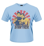 Star Trek T-shirt Kirk & Spock