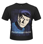 Star Trek T-shirt Fascinating