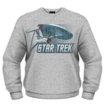 Star Trek Sweatshirt Vintage Enterprise