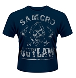 Sons Of Anarchy T-shirt Outlaw