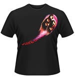 Deep Purple T-shirt Fireball