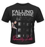 Falling In Reverse T-shirt Fashionably Late