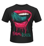 Falling In Reverse T-shirt Lips