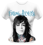 Falling In Reverse T-shirt Ronnie Tattoos