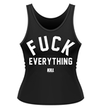 Kill Brand Tank Top Fuck Everything