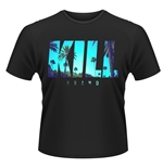 Kill Brand T-shirt Swag Logo Tropical