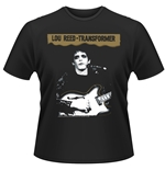 Lou Reed T-shirt Transformer