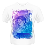Sega T-shirt Alex Kidd Cover