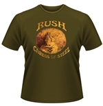 Rush T-shirt Caress Of Steel
