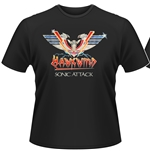 Hawkwind T-shirt Sonic Attack